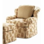 Elegance Sommerset Swivel Chair
