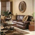 Century Leather Yukon Love Seat