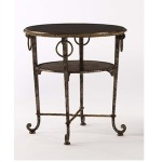 Grand Tour Furniture Collection CHAIRSIDE TABLE