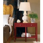 New Traditional Collection BEDSIDE TABLE