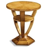 Omni Collection Chairside Table
