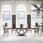 Omni Collection Dining Table 398 lb