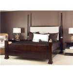 Omni Collection LOW FOOTPOST POSTER BED - KING SIZE King