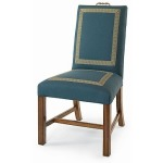 Oscar de la Renta Upholstery PARK AVENUE SIDE CHAIR