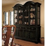 Town & Country Collection COUNTRY HOUSE CHINA CABINET