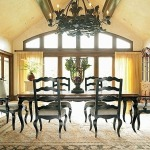 Town & Country Collection DINING TABLE
