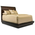 Tribeca Collection PLATFORM BED - QUEEN SIZE Queen