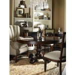 Wellington Court Collection ROUND DINING/GAME TABLE