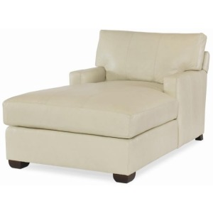 Century Leather Leatherstone Chaise