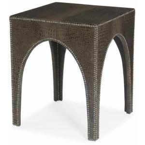 Bridgeton Fully Upholstered Lamp Table