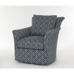 Century Home Elegance Pratt Swivel Chair