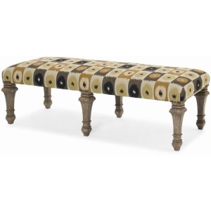 """Century Signature 77""""-86"""" Bench By The Inch"""