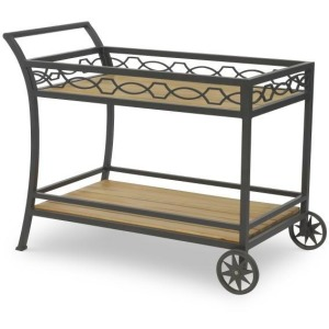 Candice Olson Outdoor - Palladian Drink Cart