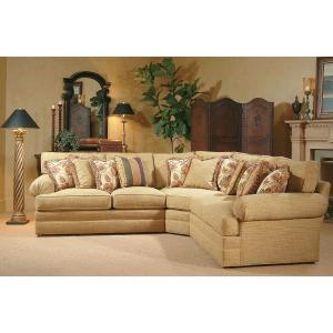 Century Home Elegance - Brooks Laf Love Seat