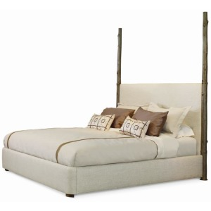 Artefact Wildwood Upholstered Bed With Headposts - King Size King