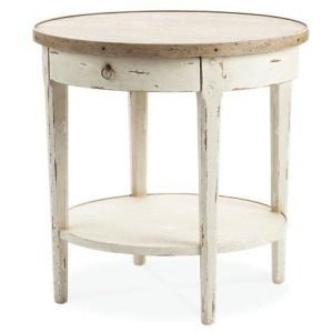 Archive Home and Monarch Hannah Round End Table