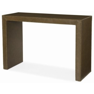 Bridgeton Fully Upholstered Console Table