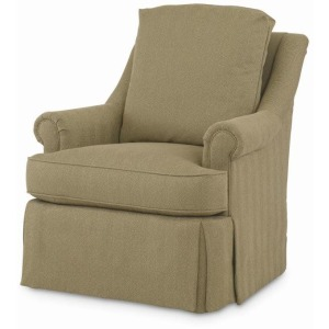 Century Home Elegance - Tyler Swivel Glider Chair
