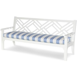 Bunny Williams Outdoor - Chippendale Garden Bench