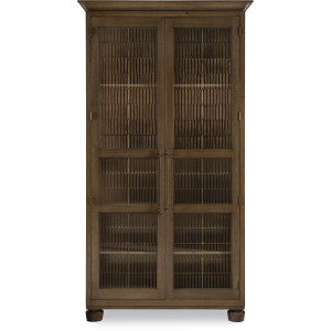 Great South Bay Etesian Cabinet With Glass Inserts