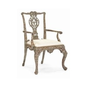 Archive Home and Monarch BARCELONA DINING ARM CHAIR