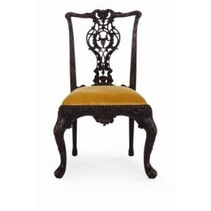 Archive Home and Monarch BARCELONA DINING SIDE CHAIR