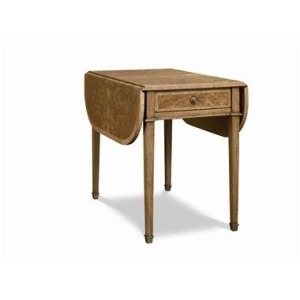 Archive Home and Monarch CARRINGTON DROP-LEAF END TABLE