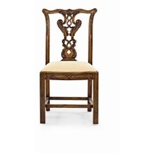 Archive Home and Monarch CHIPPENDALE DINING SIDE CHAIR