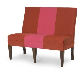 """Century Chair 85"""" To 96  (Armless Dining Banquette)"""