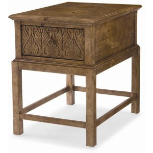Bob Timberlake Home for Century Bride's Chairside Table
