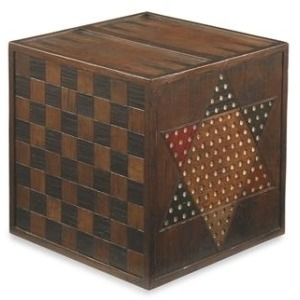 Bob Timberlake Home for Century Collection LISSARA GAME CUBE