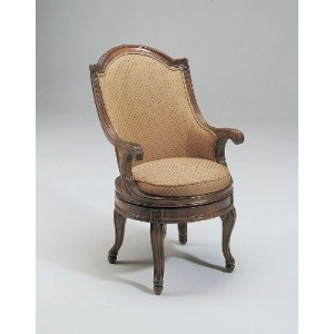 Century Chair SAVOY SWIVEL ARM CHAIR