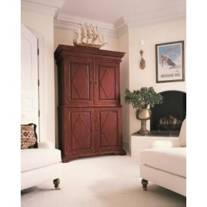 Century Classics Collection GAME CREEK ARMOIRE