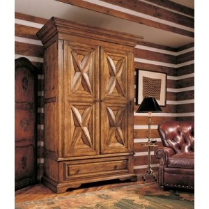 Century Classics Collection SANTA FE ARMOIRE