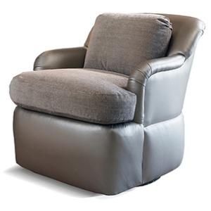 Century Essentials Adam Swivel Chair