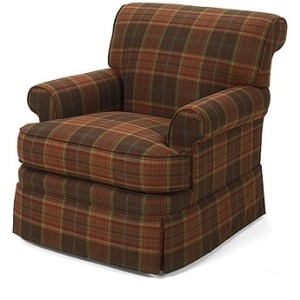 Century Essentials Chester Swivel Chair