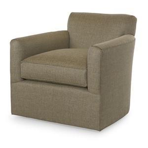 Century Essentials Maximo Swivel Chair
