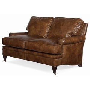 Century Leather Essex Love Seat