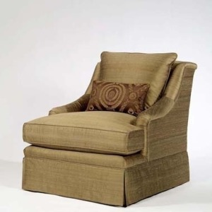 Century Signature Portola Skirted Chair
