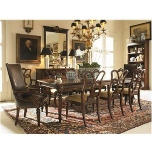 Chelsea Club Collection GODFREY DINING TABLE