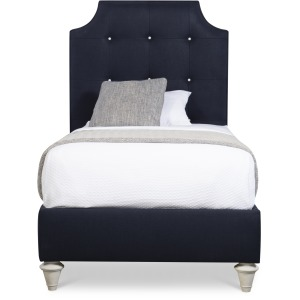 Burbank Fully Uph Bed - Twin
