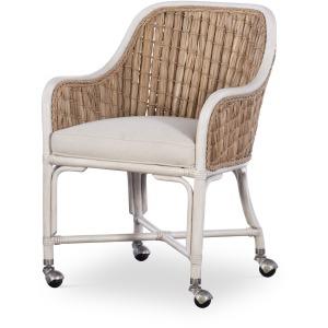 Amelia Game Chair -Peninsula/Flax