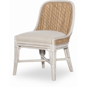 Amelia Side Chair - Peninsula/Flax