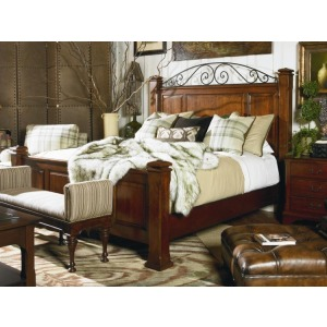 Another World by Bob Timberlake for Century Timberlake Bed - King Size King