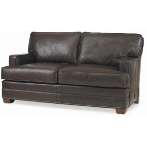 Century Leather Leatherstone         Love Seat