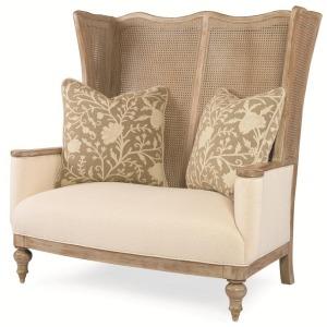 Bob Timberlake Upholstery Ann Claiborne\'s Settee
