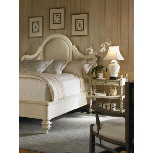 Bob Timberlake - Vintner\'s Club Woodside Manor Upholstered Headboard - King Size King - Cal King Si