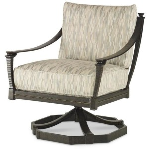 Andalusia - Swivel Rocker Lounge Chair