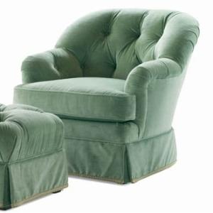 Elegance Bethpage Swivel Rocker Chair