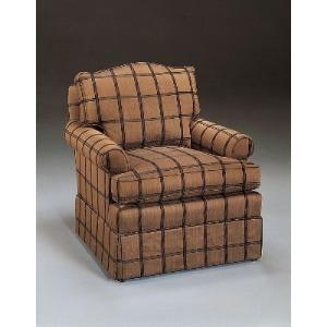 Elegance Harper Swivel Rocker Chair